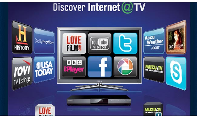 """television and the internet """"while theoretically and technically television may be feasible, commercially and  financially i consider it to be an."""