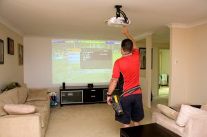 Projector from Picture Perfect